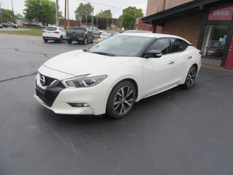 2017 Nissan Maxima for sale in Fenton, MO