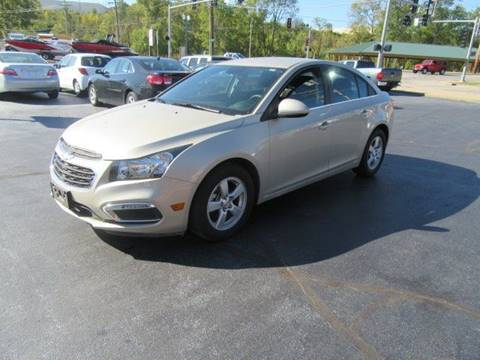2016 Chevrolet Cruze Limited for sale in Fenton, MO