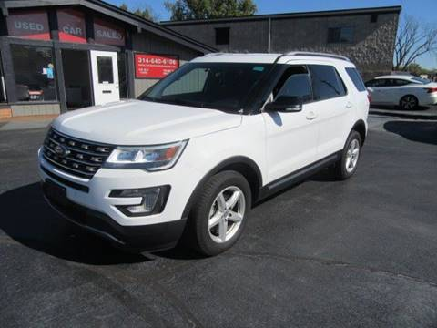 2017 Ford Explorer for sale in Fenton, MO