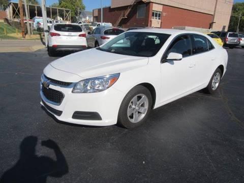 2016 Chevrolet Malibu Limited for sale in Fenton, MO