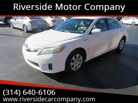 2011 Toyota Camry Hybrid for sale in Fenton, MO