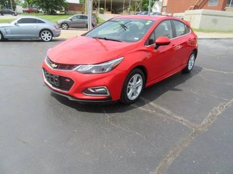 2017 Chevrolet Cruze for sale in Fenton, MO