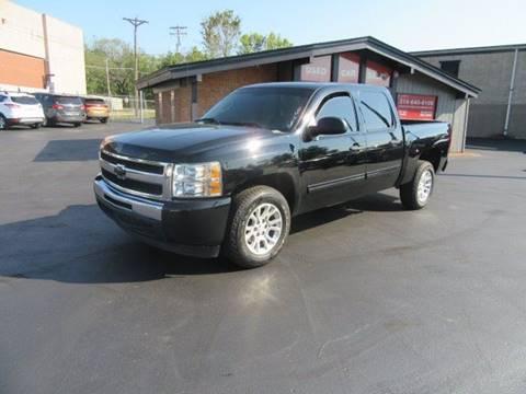 2010 Chevrolet Silverado 1500 for sale in Fenton, MO
