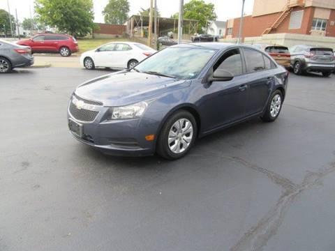 2014 Chevrolet Cruze for sale in Fenton, MO