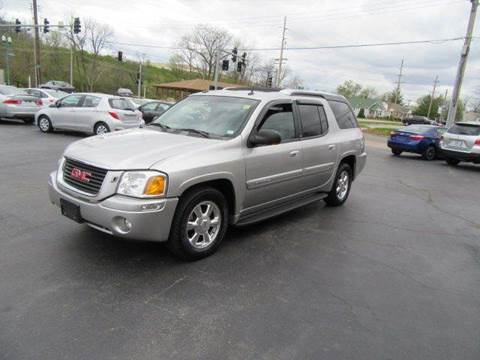2004 GMC Envoy XUV for sale at Riverside Motor Company in Fenton MO