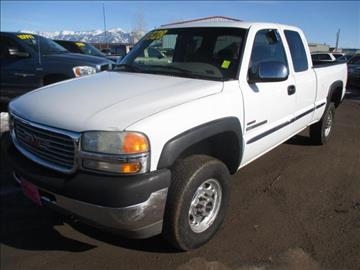 2001 GMC Sierra 2500HD for sale in Bozeman, MT