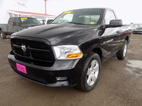 2012 RAM Ram Pickup 1500 for sale in Bozeman, MT