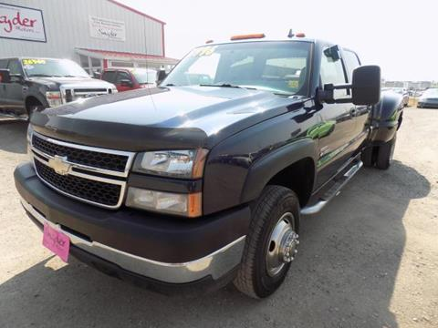 2007 Chevrolet Silverado 3500 Classic for sale in Belgrade, MT