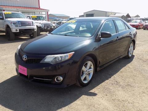 2012 Toyota Camry for sale in Bozeman, MT