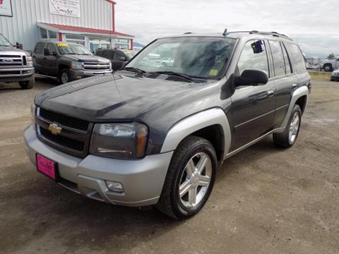 2007 Chevrolet TrailBlazer for sale in Belgrade, MT