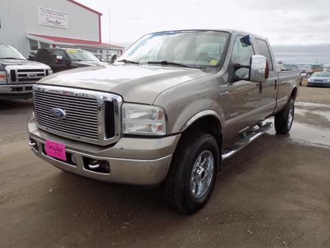 2006 Ford F-350 Super Duty for sale in Belgrade, MT