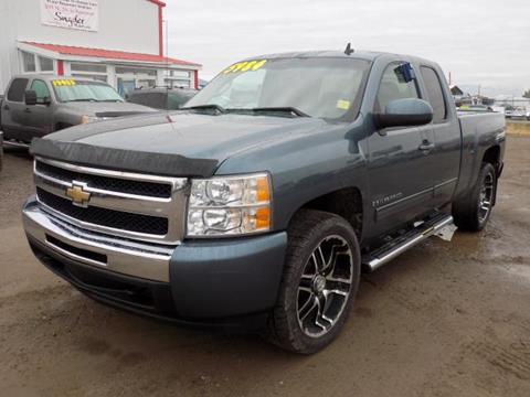 2009 Chevrolet Silverado 1500 for sale in Belgrade, MT