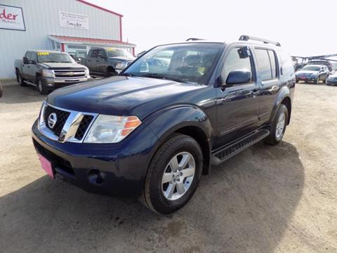 2009 Nissan Pathfinder for sale in Belgrade, MT