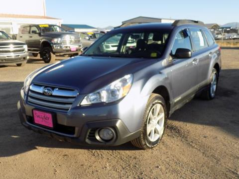 2014 Subaru Outback for sale in Belgrade, MT