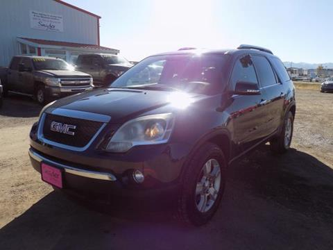 2009 GMC Acadia for sale in Belgrade, MT