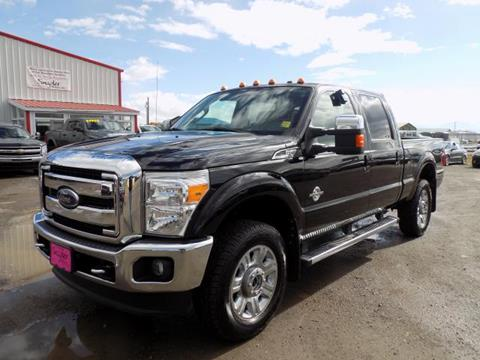 2016 Ford F-350 Super Duty for sale in Belgrade, MT