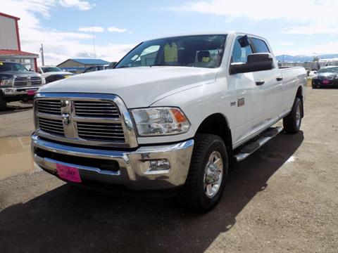 2012 RAM Ram Pickup 2500 for sale in Belgrade, MT