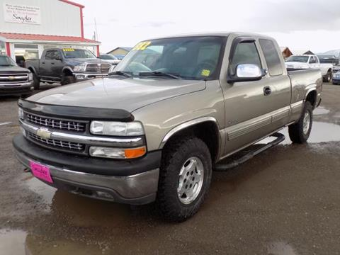 2002 Chevrolet Silverado 1500 for sale in Belgrade, MT