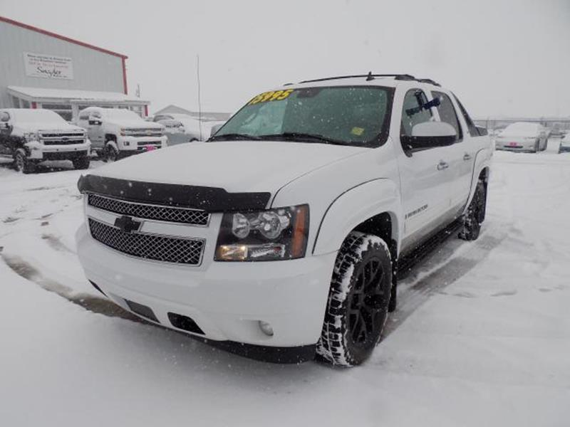 wes in financial at auto ltz sale for chevrolet details inventory heights avalanche mi dearborn