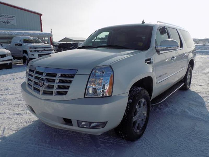 escalade suv all sunroof owned navigation wheel drive inventory heatedcooled seats awd pre dvd heated esv cadillac