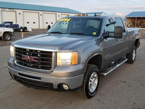 2009 GMC Sierra 2500HD for sale in Belgrade, MT