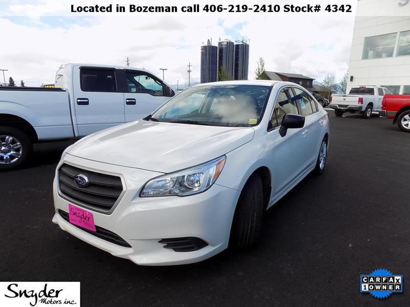Bozeman Car Dealerships >> Snyder Motors Inc Car Dealer In Bozeman Mt