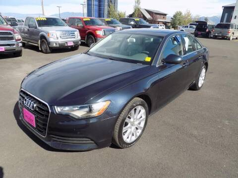 2013 Audi A6 for sale at Snyder Motors Inc in Bozeman MT