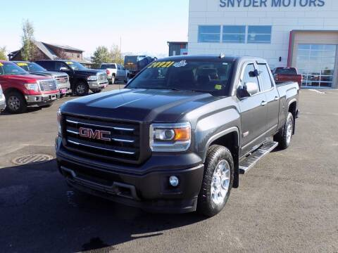 2014 GMC Sierra 1500 for sale in Bozeman, MT