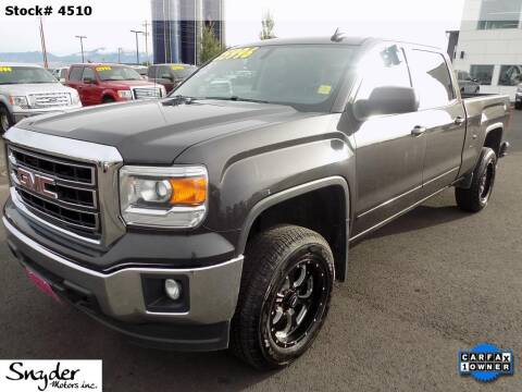 2015 GMC Sierra 1500 for sale in Bozeman, MT