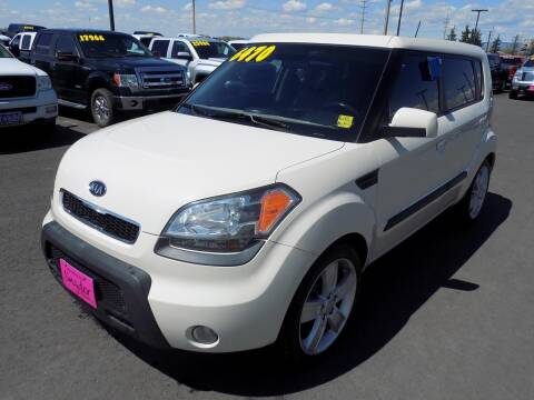 2010 Kia Soul for sale at Snyder Motors Inc in Bozeman MT