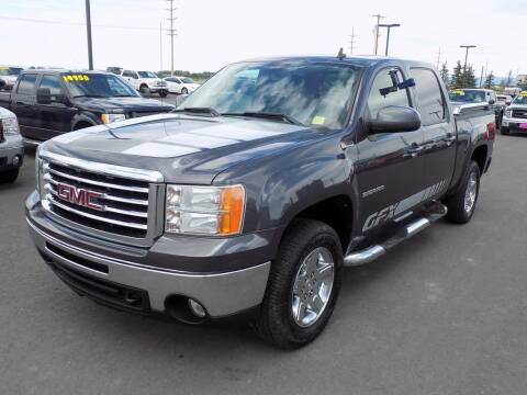 2011 GMC Sierra 1500 for sale at Snyder Motors Inc in Bozeman MT