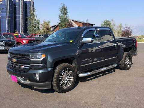 2017 Chevrolet Silverado 1500 for sale at Snyder Motors Inc in Bozeman MT