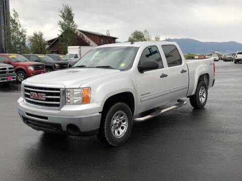 2013 GMC Sierra 1500 for sale at Snyder Motors Inc in Bozeman MT