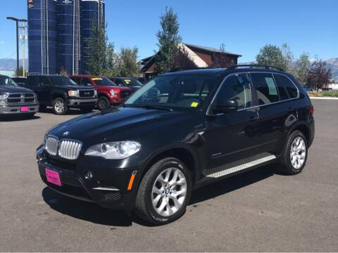 2013 BMW X5 for sale at Snyder Motors Inc in Bozeman MT