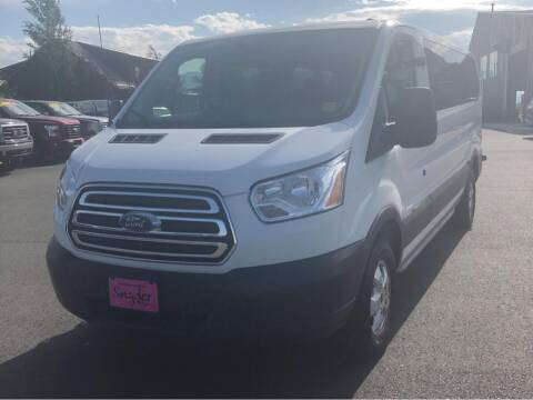 2018 Ford Transit Passenger for sale at Snyder Motors Inc in Bozeman MT