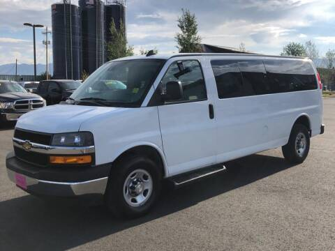 2019 Chevrolet Express Passenger for sale at Snyder Motors Inc in Bozeman MT