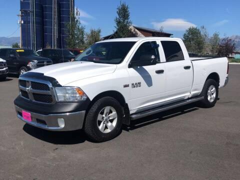 2014 RAM Ram Pickup 1500 for sale at Snyder Motors Inc in Bozeman MT