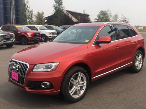 2014 Audi Q5 for sale at Snyder Motors Inc in Bozeman MT
