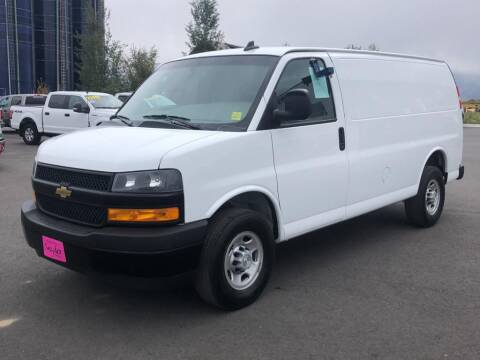 2019 Chevrolet Express Cargo for sale at Snyder Motors Inc in Bozeman MT