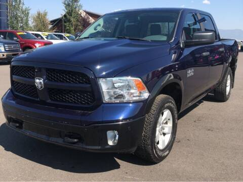 2016 RAM Ram Pickup 1500 for sale at Snyder Motors Inc in Bozeman MT