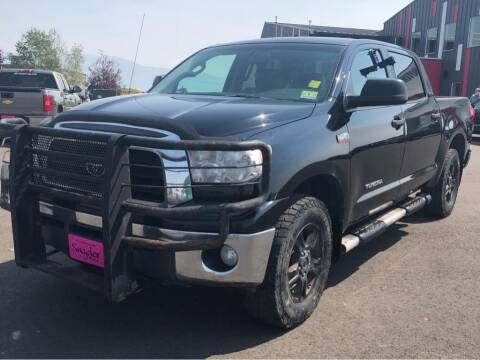 2009 Toyota Tundra for sale at Snyder Motors Inc in Bozeman MT