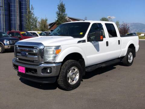2013 Ford F-250 Super Duty for sale at Snyder Motors Inc in Bozeman MT