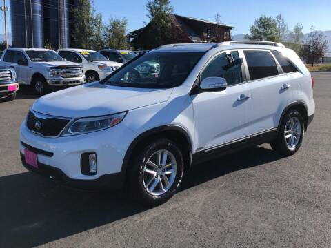 2015 Kia Sorento for sale at Snyder Motors Inc in Bozeman MT