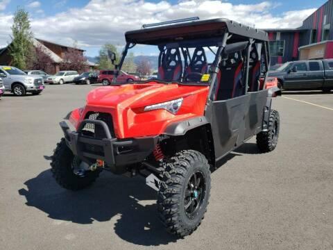 2020 Odes DOMINATOR X4 for sale at Snyder Motors Inc in Bozeman MT