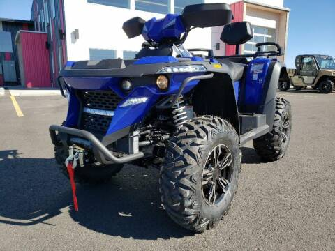 2020 Massimo M550L for sale at Snyder Motors Inc in Bozeman MT