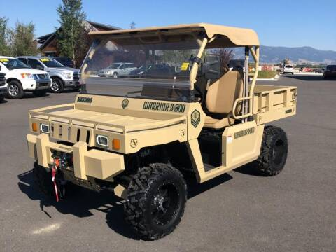 2020 Massimo WARRIOR 800 for sale at Snyder Motors Inc in Bozeman MT