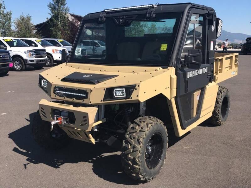 2020 Massimo Warrior MXU for sale at Snyder Motors Inc in Bozeman MT