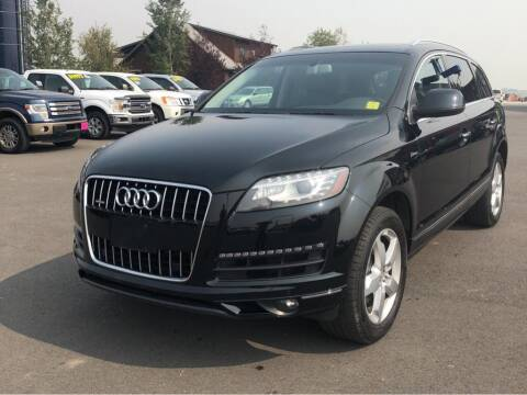 2015 Audi Q7 for sale at Snyder Motors Inc in Bozeman MT
