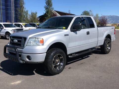 2006 Ford F-150 for sale at Snyder Motors Inc in Bozeman MT