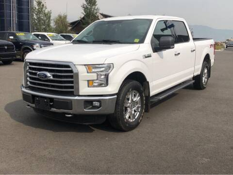 2016 Ford F-150 for sale at Snyder Motors Inc in Bozeman MT